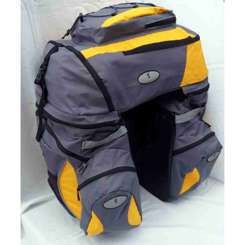 50 3 L-es kerékpáros táska túratáska levehető tetővel 3f0e051f4c