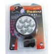 Fejlámpa 7db extra fényes LED