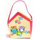 Gyerek táska házikó