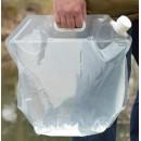 5L-es összehajtható víztároló