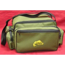 Horgász pergető táska nagy