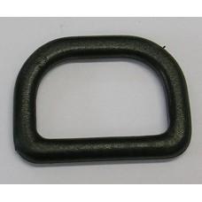 Műanyag D karika 3cm-es