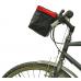 Kerékpáros táska kormánytáska térképtartóval kicsi