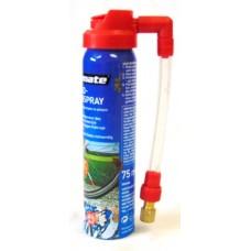 Kerékpár defektjavító spray