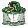 Szúnyoghálós horgász kalap