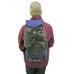 Deréktáska 3L-es, hátizsákká alakítható